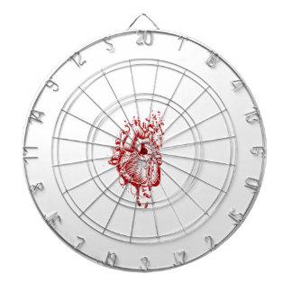 Anatomical Heart Dartboard