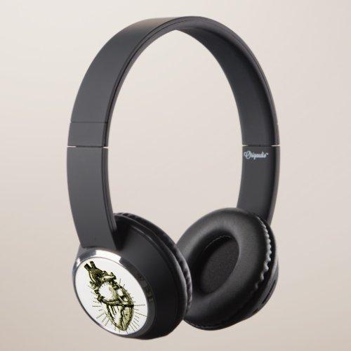 Anatomical Heart Headphones