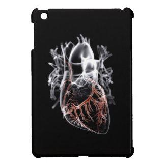 Anatomical  heart case for the iPad mini