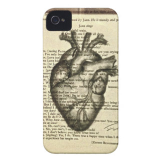 anatomical heart iphone 4/4s case