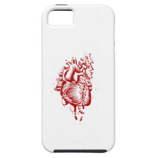 Anatomical Heart iPhone SE/5/5s Case