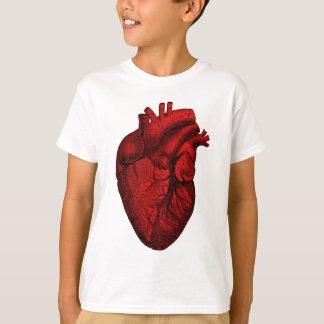 Anatomical Human Heart T-Shirt