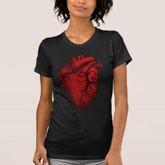 Anatomical Human Heart Tee Shirt