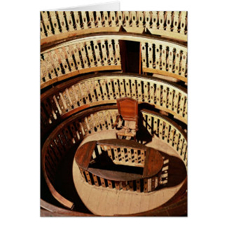 Anatomical theatre, built 1594-95 card
