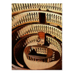 Anatomical theatre, built 1594-95 post cards