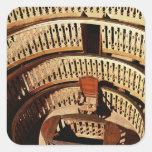 Anatomical theatre, built 1594-95 square sticker