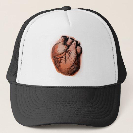 Anatomically Correct Heart Trucker Hat
