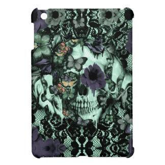 Anatomically Incorrect, poppy skull iPad Mini Cases