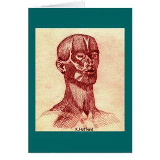 Anatomy of a Man Card