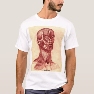 Anatomy of  a Man T-Shirt