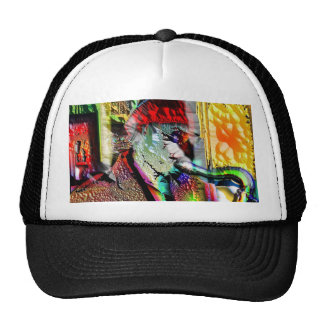 Anatomy of a SAX MAN Trucker Hat