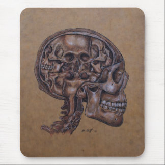 Anatomy of a Schizophrenic Mouse Pad