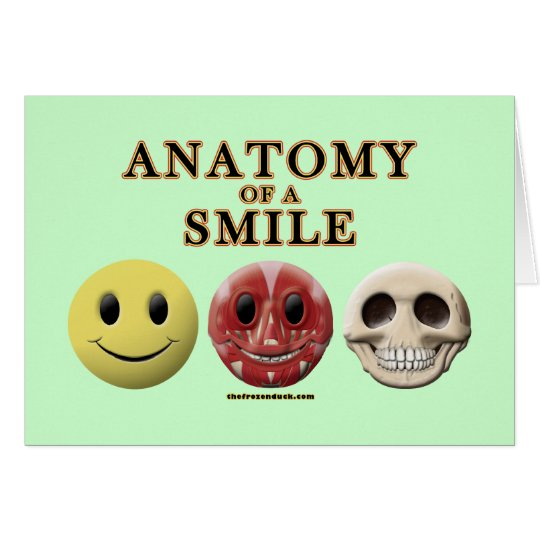 Anatomy of a Smile Card