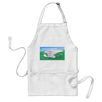 Anatomy of a Supercell Storm Diagram Adult Apron