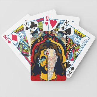 Anatomy of Jesus Playing Cards