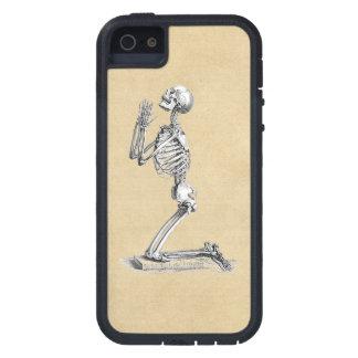 Anatomy Skeleton Illustration iPhone 5 Cover