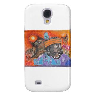 AnayaWari Ancestor Galaxy S4 Case