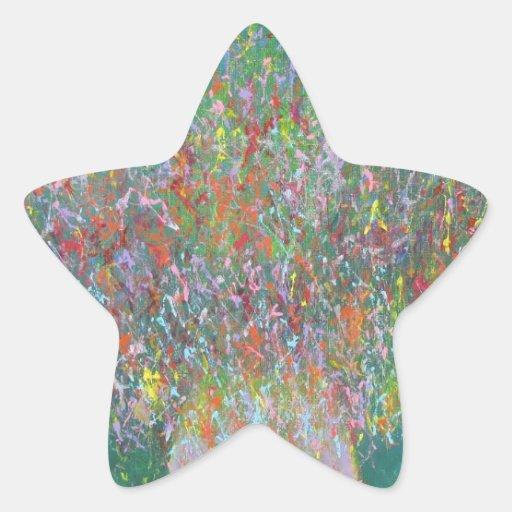 Anca Sofia Decorative Art: Energy flowers Sticker