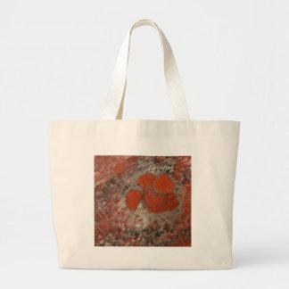 Anca Sofia Decorative Art: Flower hearts Canvas Bag