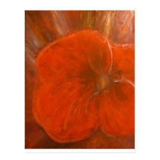 Anca Sofia Decorative Art: Inlove poppy Postcard