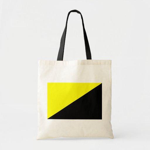 Ancap, bandera política de Colombia Bolsa Tela Barata