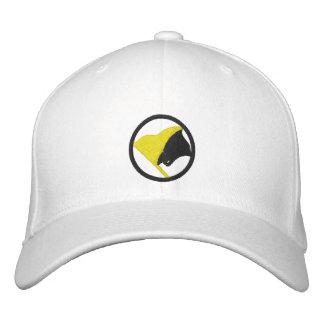 AnCap bordó el gorra Gorra De Beisbol Bordada
