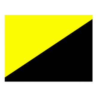 Ancap, Colombia Political flag Postcard