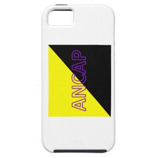 ANCAP Colors & Text Flag iPhone SE/5/5s Case