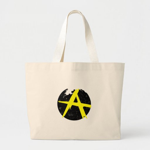 AnCap Wiki Canvas Bag