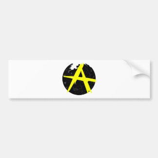 AnCap Wiki Bumper Sticker