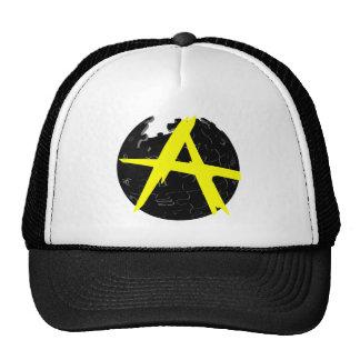AnCap Wiki Trucker Hat