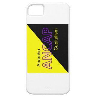 ANCAP Yellow and Black Flag iPhone SE/5/5s Case