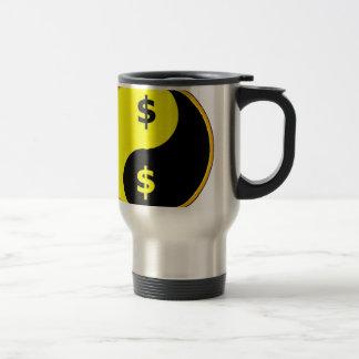 Ancap Yin Yang Stainless Steel Travel Mug