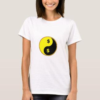 Ancap Yin Yang T-Shirt