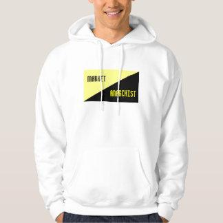 Ancapflag, market, Anarchist hoodie