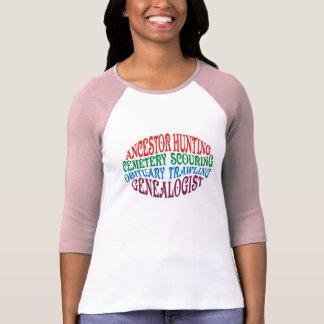 Ancestor Hunting Genealogist T-shirt