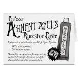 Ancestor Paste Greeting Cards
