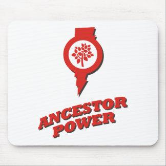 Ancestor Power Mouse Pad