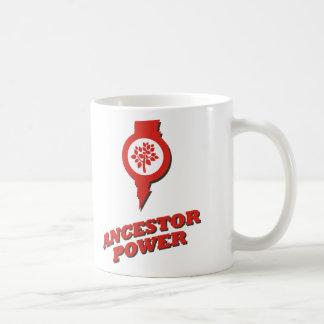 Ancestor Power Classic White Coffee Mug