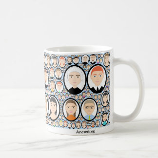 ancestors coffee mug