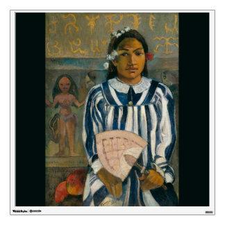 Ancestors of Tehamana by Paul Gauguin Wall Decal