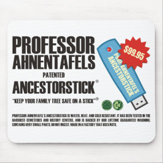 AncestorStick Alfombrilla De Raton