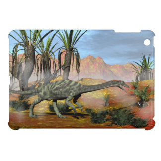 Anchisaurus dinosaurs - 3D render Cover For The iPad Mini