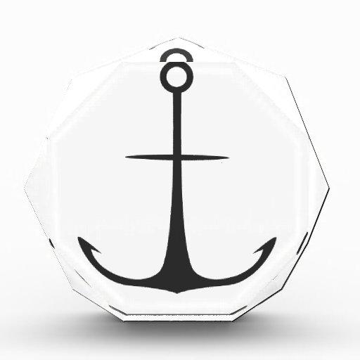 Anchor Acrylic Award