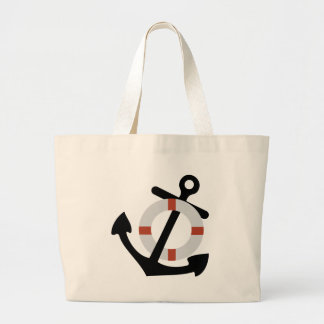 anchor and lifesaver bag