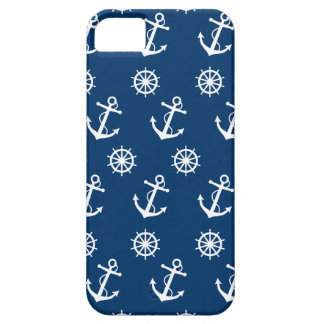Anchor and Ship's Wheel iPhone 5 Cases