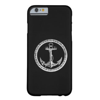 Anchor and Wreath Barely There iPhone 6 Case