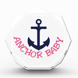 Anchor Baby Acrylic Award