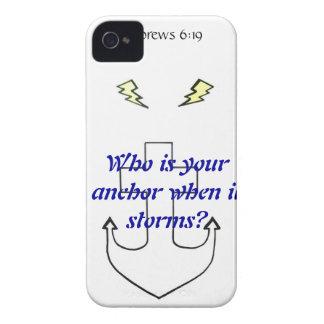 Anchor Blackberry Case