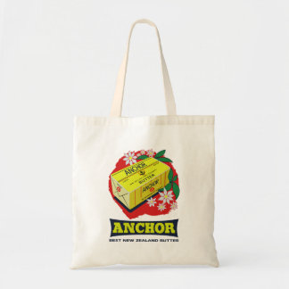 ANCHOR BUTTER TOTE BAG